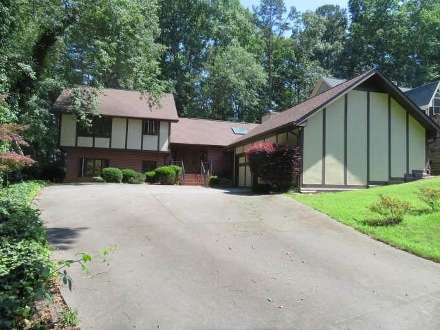 3345 Lake Shore Drive, Cumming, GA 30041 (MLS #6732056) :: Charlie Ballard Real Estate