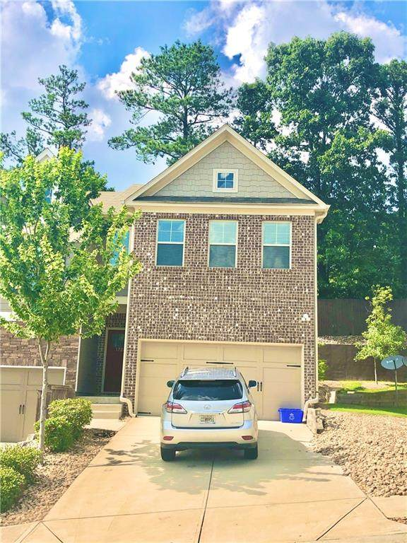 1727 Paxton Drive, Lilburn, GA 30047 (MLS #6732082) :: Charlie Ballard Real Estate
