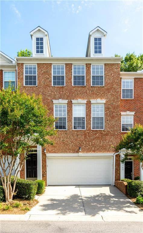 3761 Chattahoochee Summit Drive SE #3, Atlanta, GA 30339 (MLS #6732182) :: Path & Post Real Estate