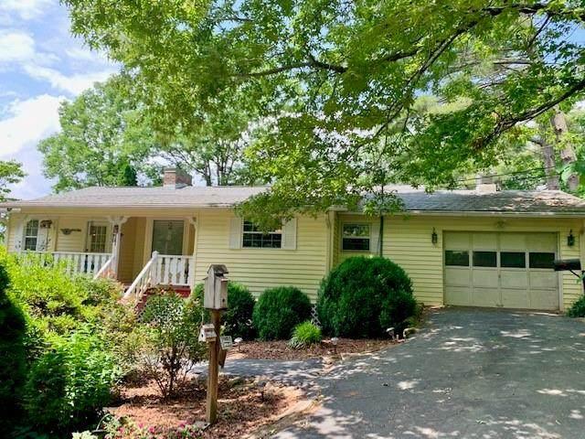89 Merritt Drive, Blairsville, GA 30512 (MLS #6732340) :: Path & Post Real Estate