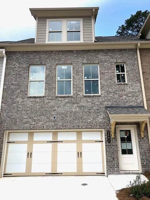 5090 Akbar Chase #17, Atlanta, GA 30339 (MLS #6732469) :: Charlie Ballard Real Estate