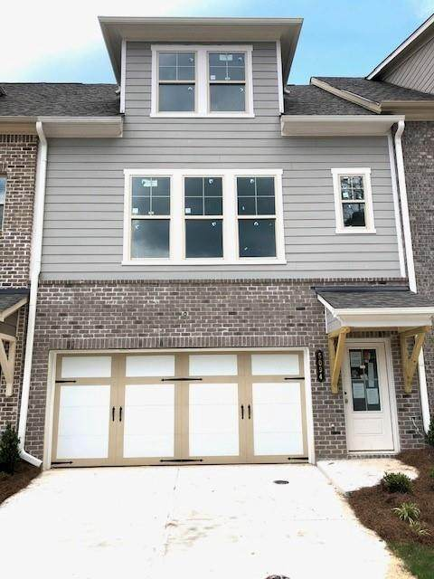 5094 Akbar Chase #18, Atlanta, GA 30339 (MLS #6732499) :: Charlie Ballard Real Estate