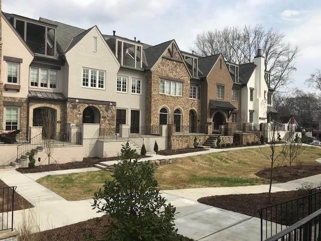 206 Violet Garden Walk #20, Alpharetta, GA 30009 (MLS #6732752) :: North Atlanta Home Team