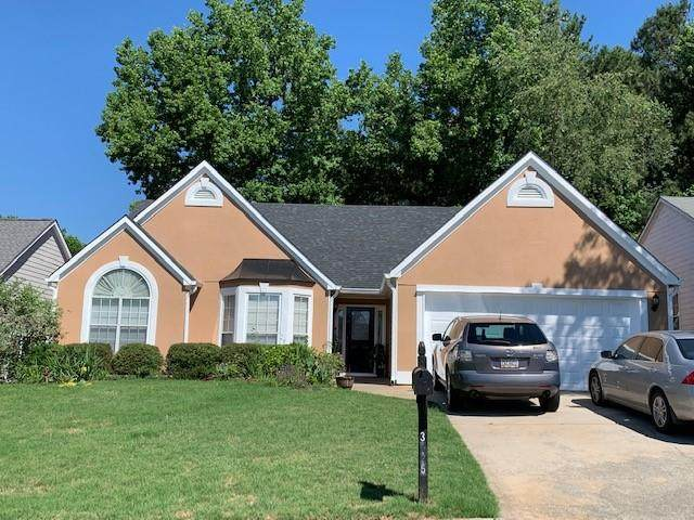 3625 Ennfield Lane NW, Duluth, GA 30096 (MLS #6733131) :: The Realty Queen & Team