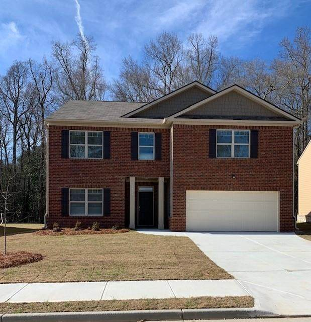 3881 Lilly Brook Drive, Loganville, GA 30052 (MLS #6733170) :: The Cowan Connection Team