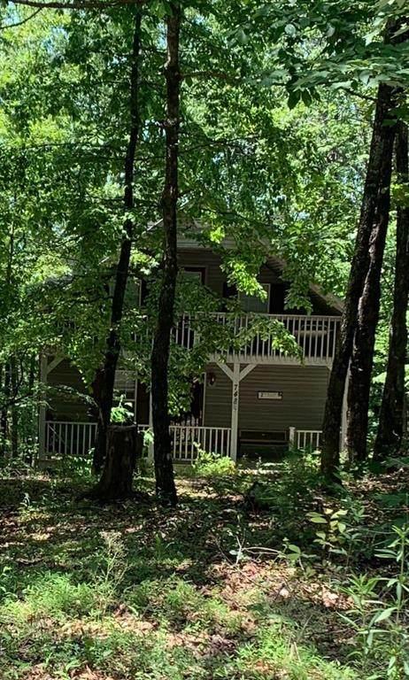 748 Yonah Mountain Road #748, Cleveland, GA 30528 (MLS #6733289) :: Lakeshore Real Estate Inc.