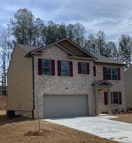3871 Lilly Brook Drive, Loganville, GA 30052 (MLS #6733293) :: The Cowan Connection Team