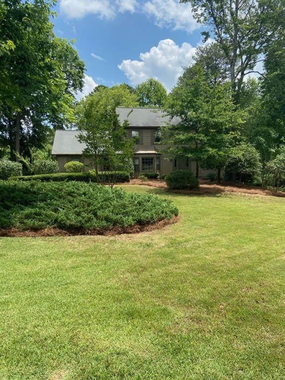 3040 Greenfield Drive, Marietta, GA 30068 (MLS #6733544) :: The Butler/Swayne Team