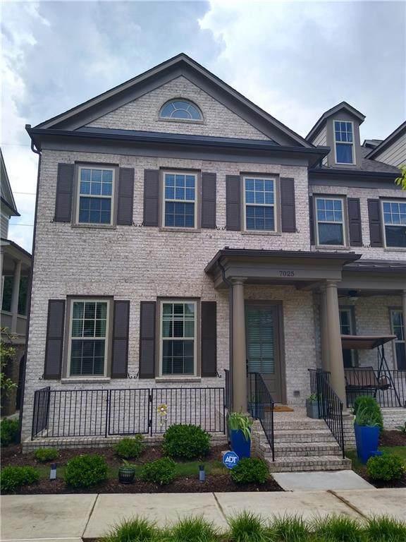 7025 Richwood Circle, Roswell, GA 30076 (MLS #6733879) :: The Butler/Swayne Team
