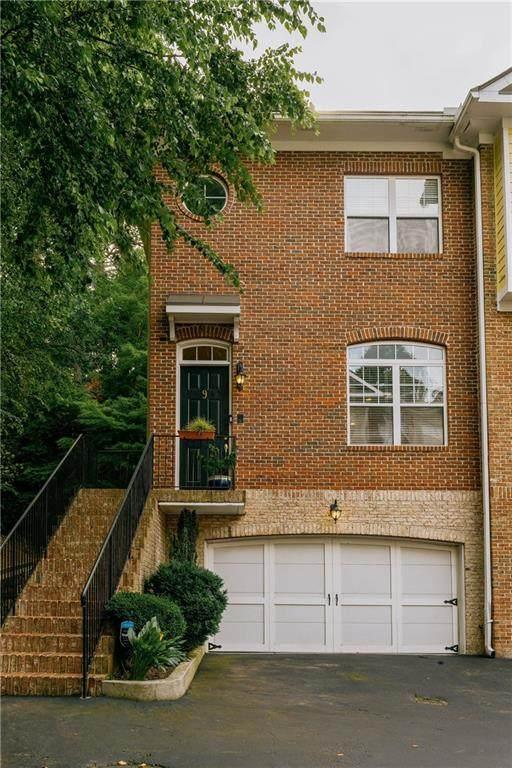 1133 Scott Boulevard #9, Decatur, GA 30030 (MLS #6734786) :: North Atlanta Home Team