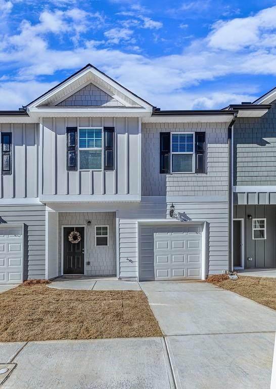 4953 Lower Elm Street #220, Atlanta, GA 30349 (MLS #6735021) :: RE/MAX Paramount Properties