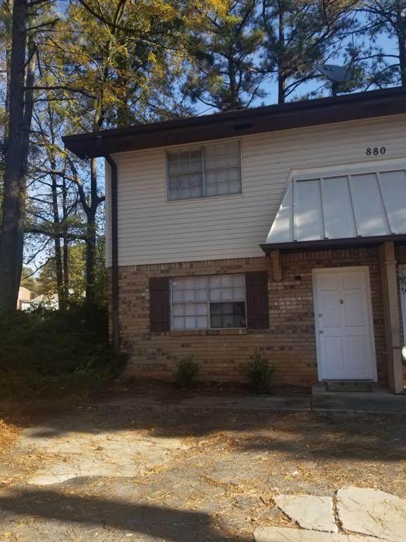 880 Six Oaks Circle A, Norcross, GA 30093 (MLS #6735364) :: Thomas Ramon Realty