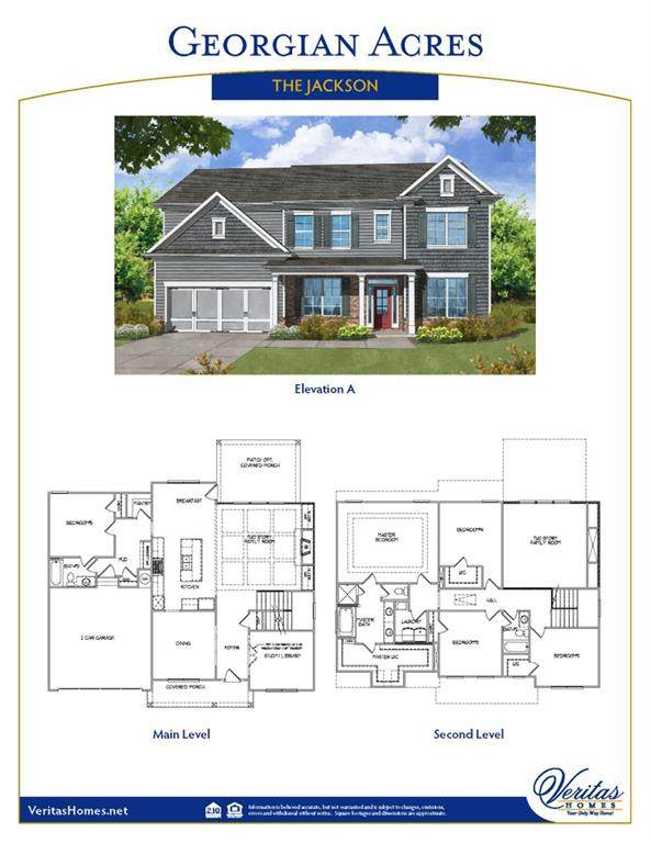 4938 Little Fox Trail, Gainesville, GA 30507 (MLS #6735915) :: North Atlanta Home Team
