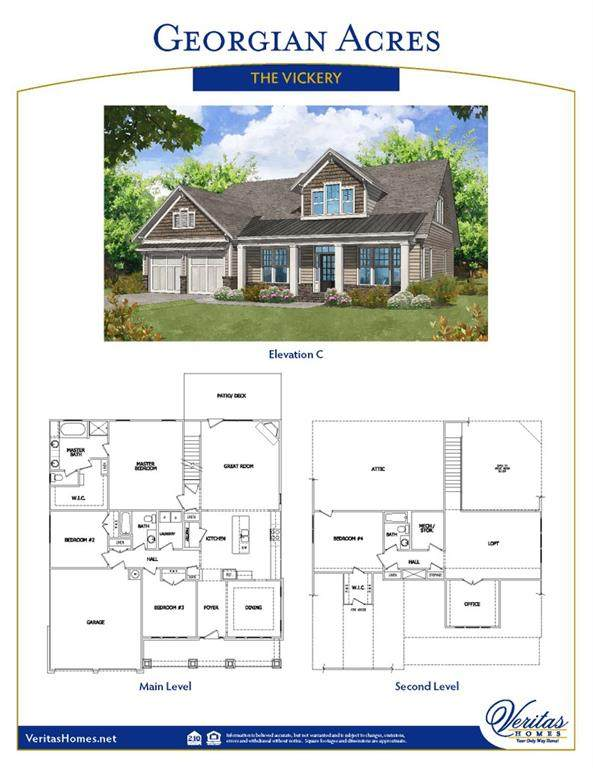 4942 Little Fox Trail, Gainesville, GA 30507 (MLS #6735929) :: North Atlanta Home Team