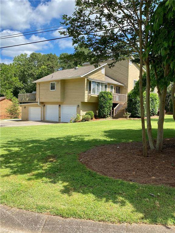 2100 Ravenwood Circle, Marietta, GA 30066 (MLS #6736646) :: North Atlanta Home Team