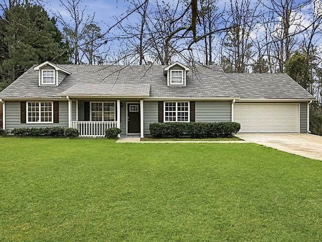 215 Willow Shoals Drive, Covington, GA 30016 (MLS #6736766) :: The Heyl Group at Keller Williams