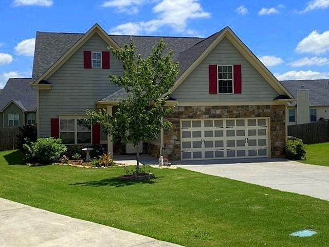 17 Balsam Drive NW, Cartersville, GA 30121 (MLS #6736813) :: North Atlanta Home Team