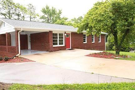 3770 Shady Oak Drive NW, Acworth, GA 30101 (MLS #6737093) :: Kennesaw Life Real Estate