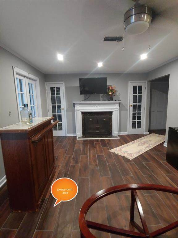 59 Place Fontaine, Lithonia, GA 30038 (MLS #6737321) :: Tonda Booker Real Estate Sales