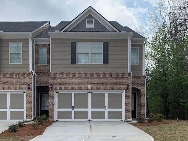 101 Trailview Lane #61, Hiram, GA 30141 (MLS #6737446) :: Charlie Ballard Real Estate