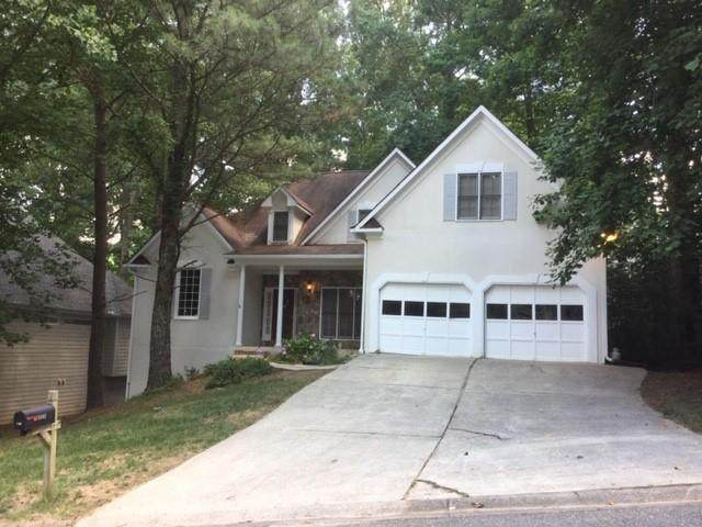 1102 Cool Springs Drive NW, Kennesaw, GA 30144 (MLS #6738485) :: Kennesaw Life Real Estate