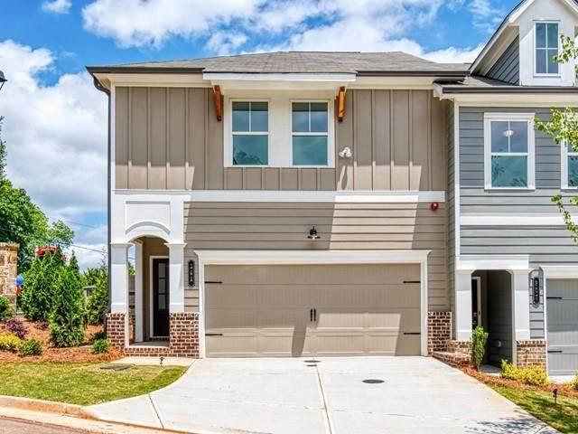 2951 Edgemont Lane #42, Marietta, GA 30008 (MLS #6738627) :: Thomas Ramon Realty