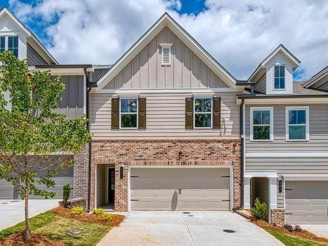 2943 Edgemont Lane #40, Marietta, GA 30008 (MLS #6738634) :: Thomas Ramon Realty