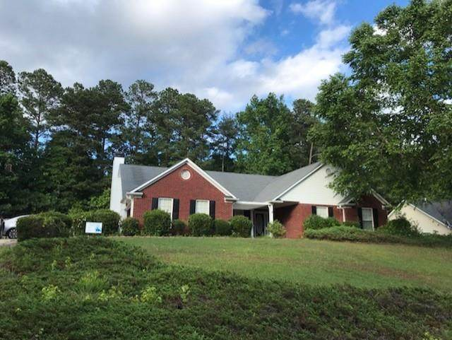 3580 Lochmill Drive, Loganville, GA 30052 (MLS #6738896) :: Rock River Realty