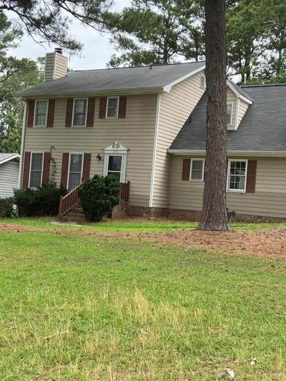 1970 Shoreline Trace, Grayson, GA 30017 (MLS #6738901) :: Path & Post Real Estate
