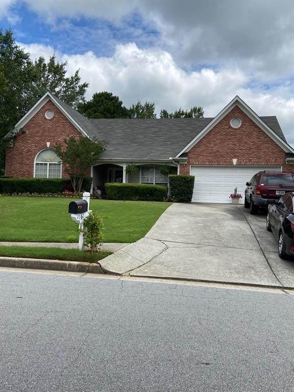1161 Fountain Glen Drive, Lawrenceville, GA 30043 (MLS #6738906) :: North Atlanta Home Team