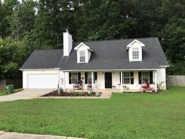615 Michael Circle #615, Monroe, GA 30655 (MLS #6739238) :: North Atlanta Home Team