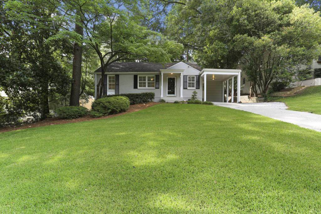 708 Forrest Trail - Photo 1