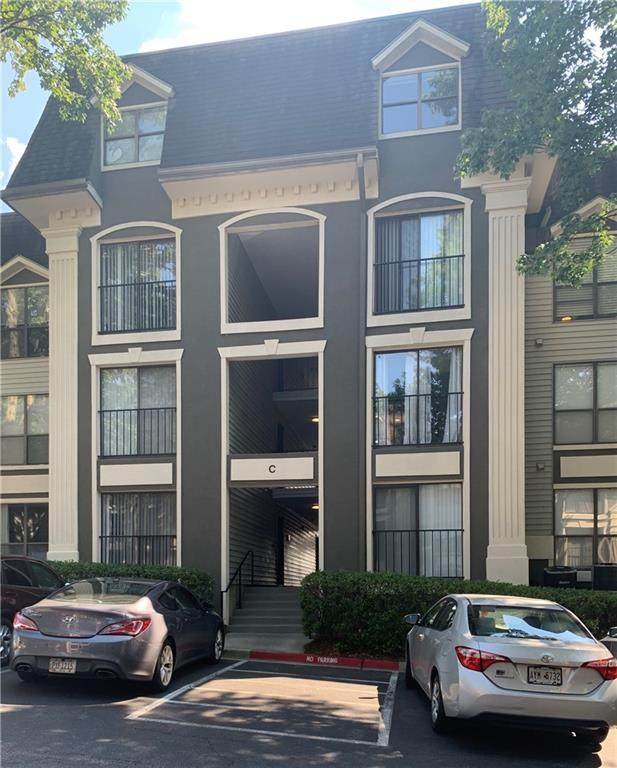 2657 Lenox Road Unit Ne # 39 C, Atlanta, GA 30324 (MLS #6741096) :: Keller Williams Realty Cityside
