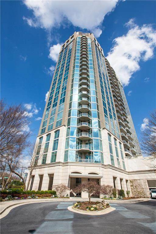2795 Peachtree Road #507, Atlanta, GA 30305 (MLS #6741506) :: The Heyl Group at Keller Williams