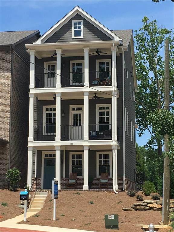 123 Parkside West Court, Norcross, GA 30071 (MLS #6741860) :: Vicki Dyer Real Estate