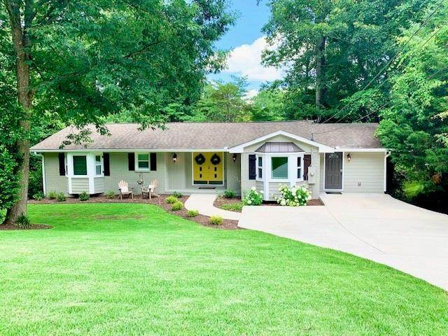 6825 Sunny Brook Lane, Atlanta, GA 30328 (MLS #6741924) :: North Atlanta Home Team