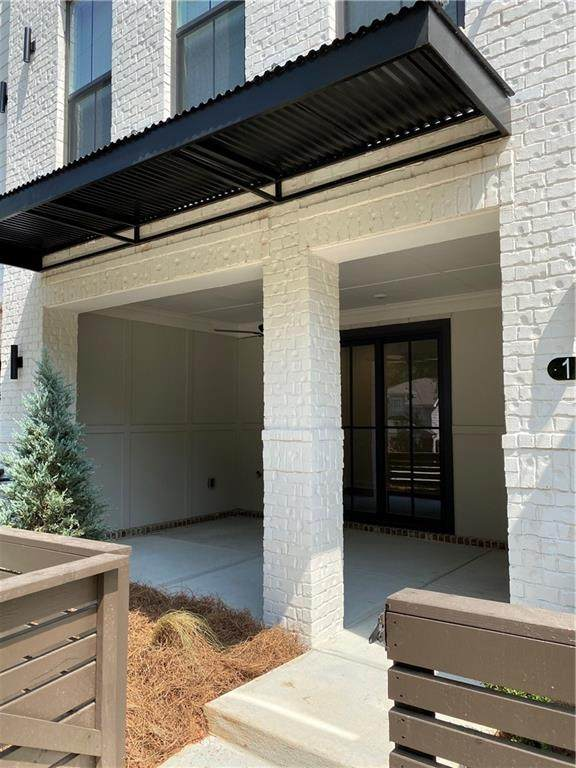 1859 La Dawn Lane #4, Atlanta, GA 30318 (MLS #6741993) :: BHGRE Metro Brokers