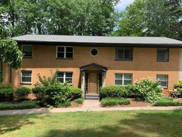 1010 Scott Boulevard A5, Decatur, GA 30030 (MLS #6742536) :: North Atlanta Home Team
