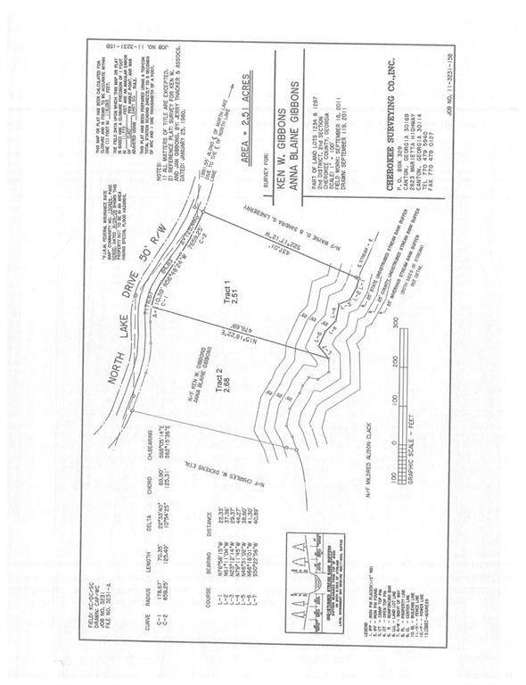 0 North Lake, Tract 2 Drive, Canton, GA 30115 (MLS #6743117) :: Kennesaw Life Real Estate