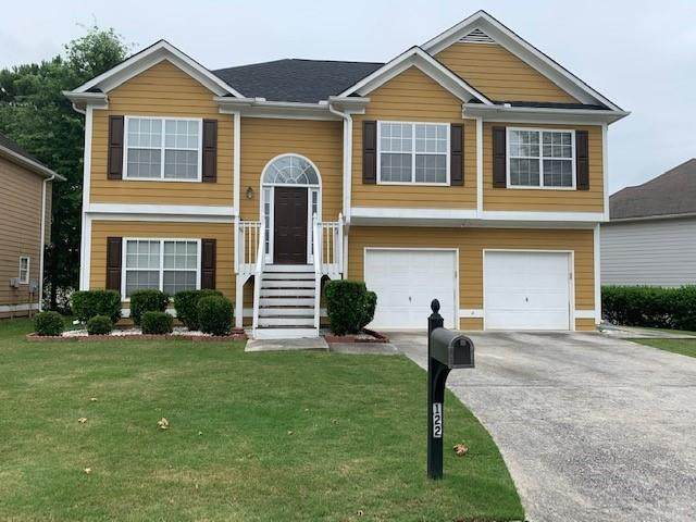1221 Cumberland Creek Place SW, Marietta, GA 30008 (MLS #6743850) :: The Heyl Group at Keller Williams