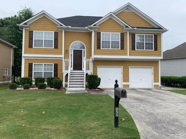 1221 Cumberland Creek Place SW, Marietta, GA 30008 (MLS #6743850) :: Kennesaw Life Real Estate