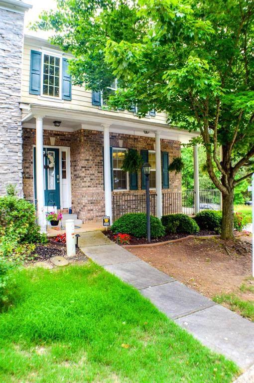 811 Ash Street, Canton, GA 30114 (MLS #6744312) :: The Heyl Group at Keller Williams