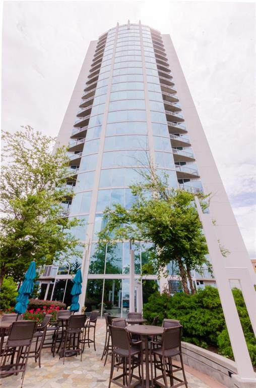 3324 Peachtree Road NE #1318, Atlanta, GA 30326 (MLS #6744582) :: Tonda Booker Real Estate Sales