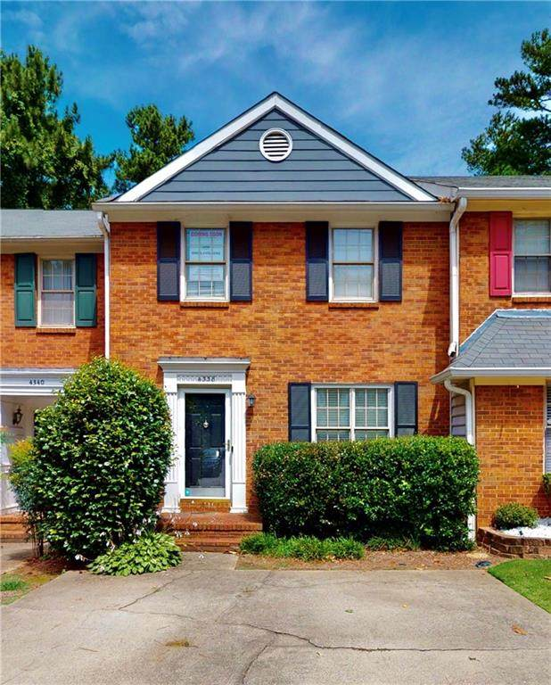 4338 Ivy Glen Court, Smyrna, GA 30082 (MLS #6744799) :: North Atlanta Home Team