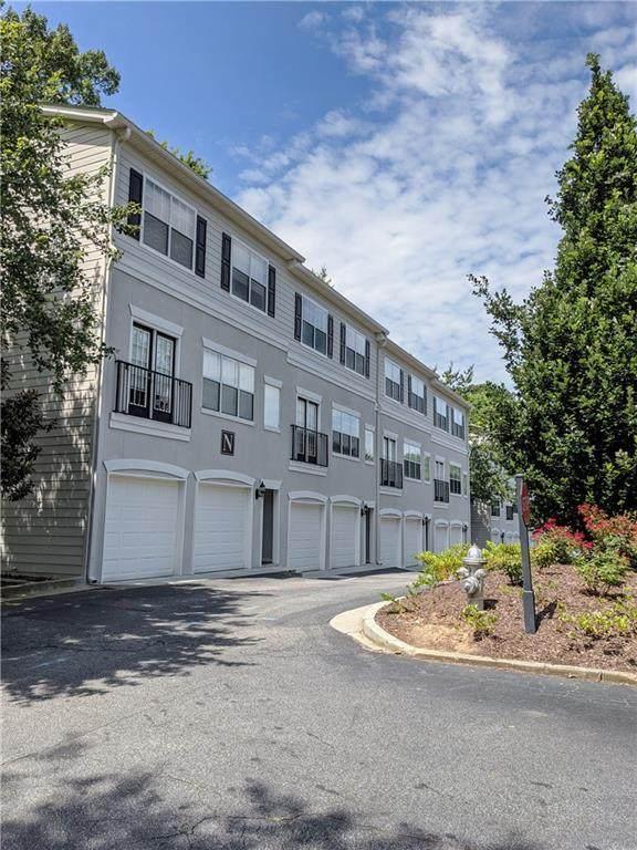 1150 Collier Road NW 2N, Atlanta, GA 30318 (MLS #6745013) :: Good Living Real Estate