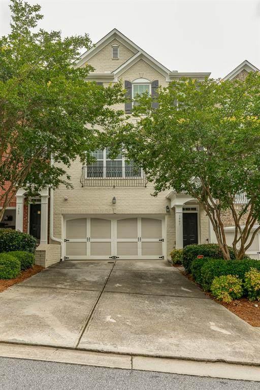 1567 Oakdale Bluffs Drive SE, Mableton, GA 30126 (MLS #6745014) :: RE/MAX Paramount Properties