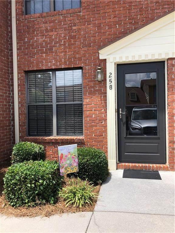 258 Mount Vernon Drive, Calhoun, GA 30701 (MLS #6745066) :: HergGroup Atlanta