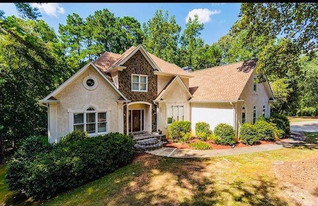 120 Indian Bluff Drive, Sharpsburg, GA 30277 (MLS #6745202) :: North Atlanta Home Team