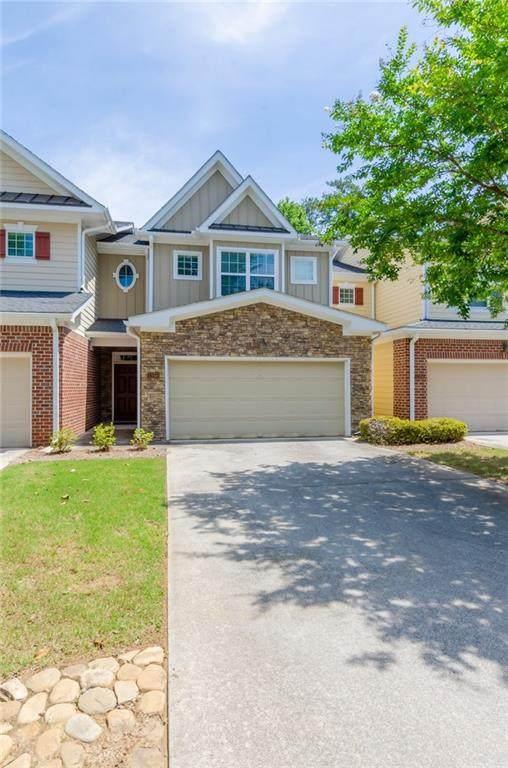 1356 Bexley Place NW #11, Kennesaw, GA 30144 (MLS #6745595) :: North Atlanta Home Team