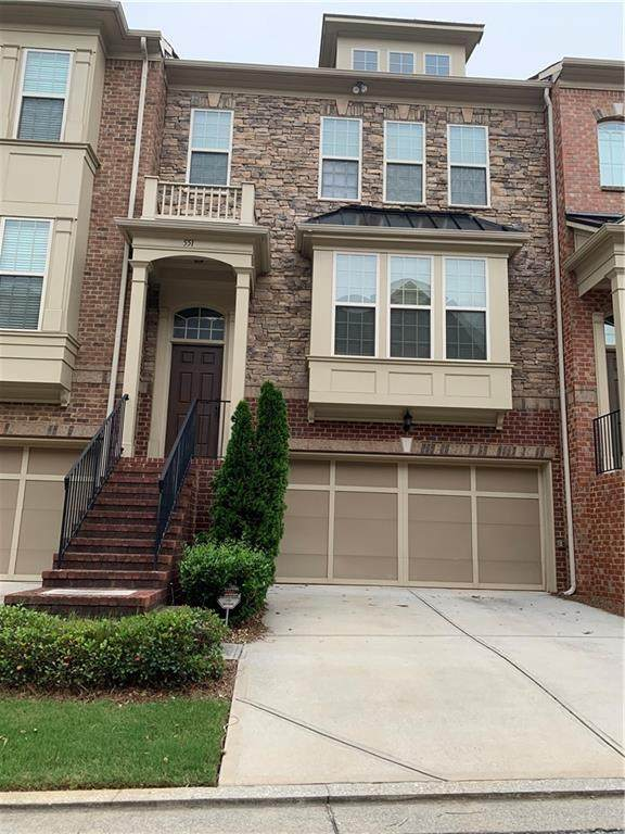 551 Sarabrook Place #551, Sandy Springs, GA 30342 (MLS #6746114) :: North Atlanta Home Team